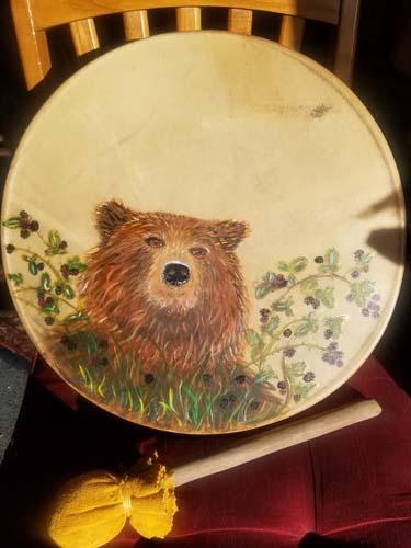 Drum Bear Medicine