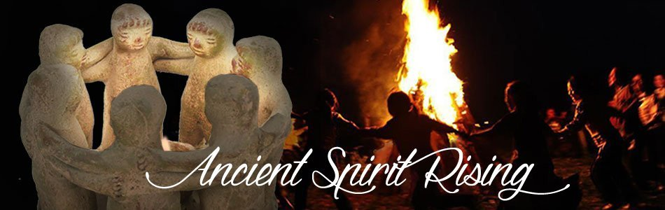 Ancient Spirit Rising Circle of Friends
